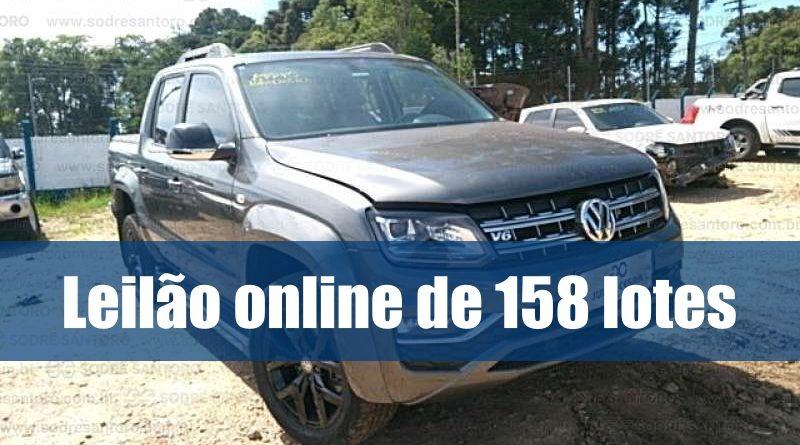 Sodré Santoro abre novo leilão online de 158 lotes