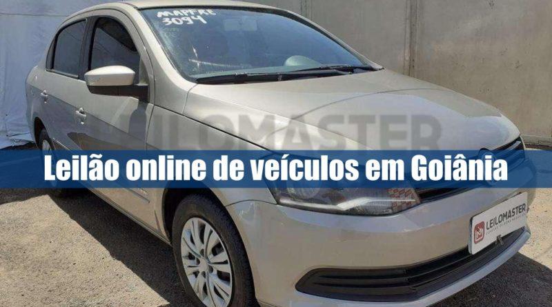 Leilão online de veículos recuperados de financiamento