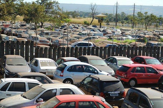 Polícia Civil do Distrito Federal anuncia novo leilão de veículos apreendidos